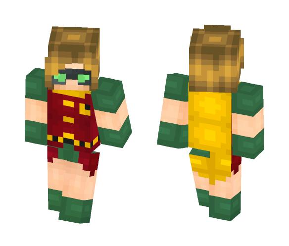 Carrie Kelley (DKR) - Female Minecraft Skins - image 1