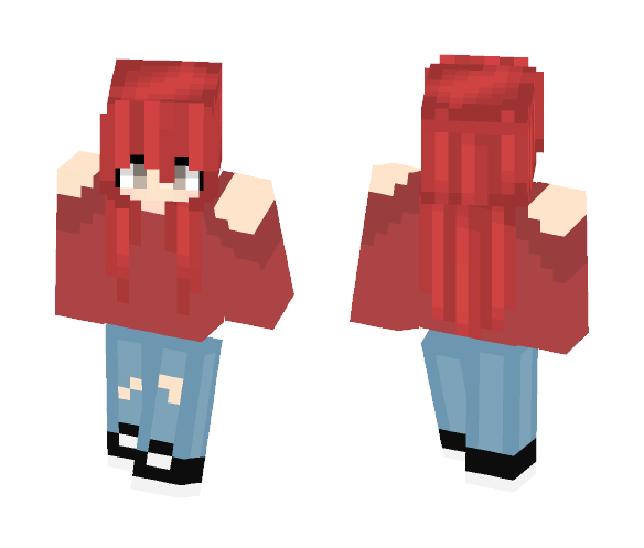 Nicole Outfit - Female Minecraft Skins - image 1