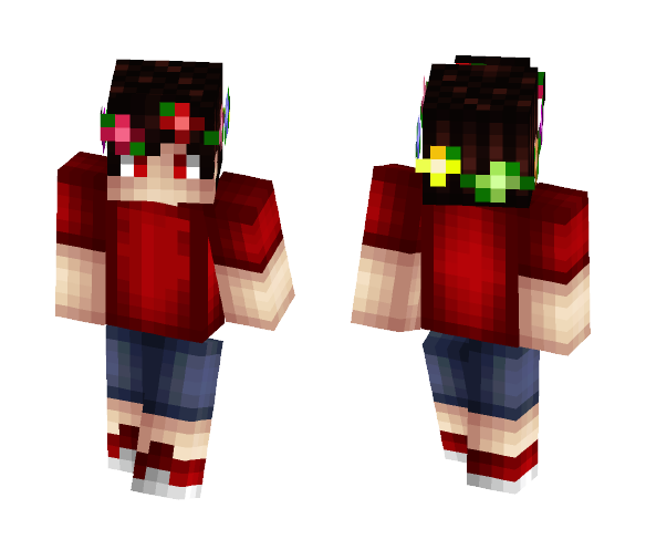 Enaldano - My ReShade - Male Minecraft Skins - image 1