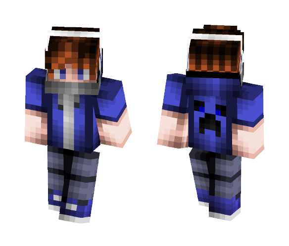 Core - My ReShade - Male Minecraft Skins - image 1