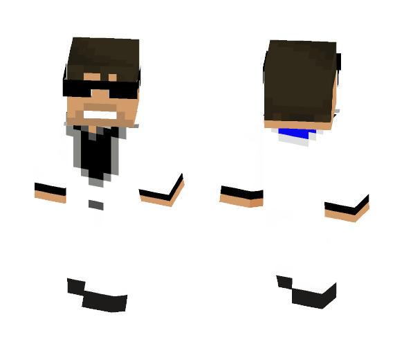Metatronthefirst - Male Minecraft Skins - image 1