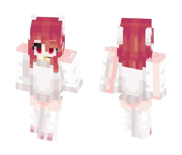 Sparkie - Persona - Female Minecraft Skins - image 1