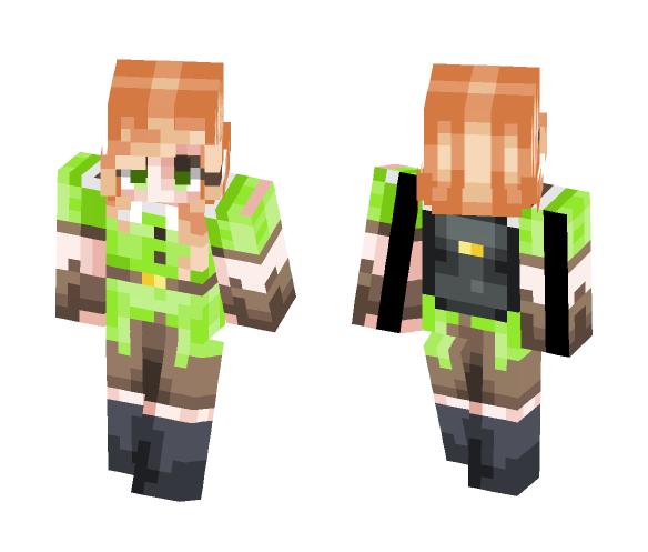 My Version of Alex - Female Minecraft Skins - image 1
