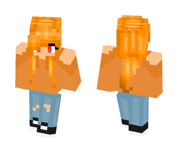 Lucinda Outfit - Female Minecraft Skins - image 1
