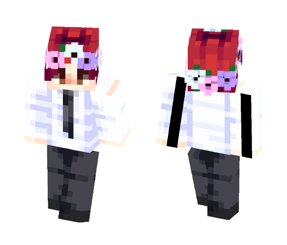 for my hot wif - Male Minecraft Skins - image 1