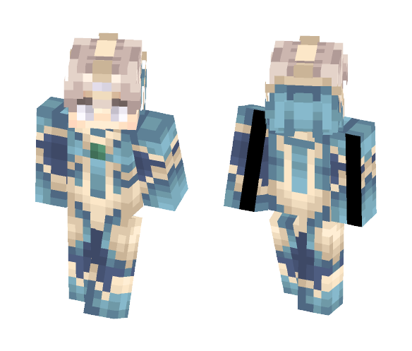 Requested by Ineiloo - Male Minecraft Skins - image 1