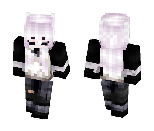 Silly Yotsuki || NRTN OC - Female Minecraft Skins - image 1