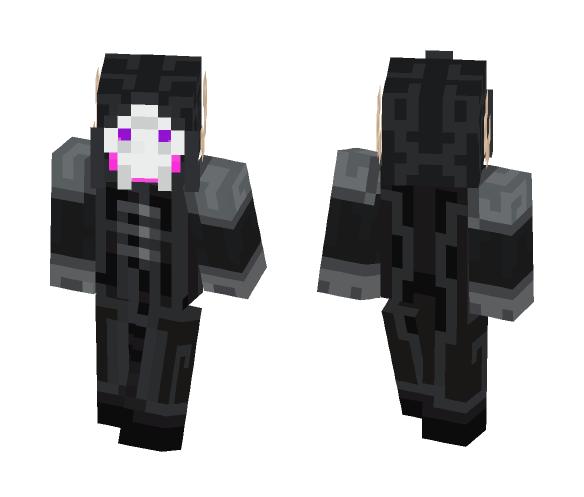 Zargath - The Dark Lord - Male Minecraft Skins - image 1