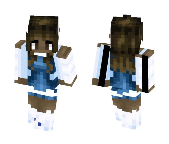 Cool Breeze - V.3 - Female Minecraft Skins - image 1