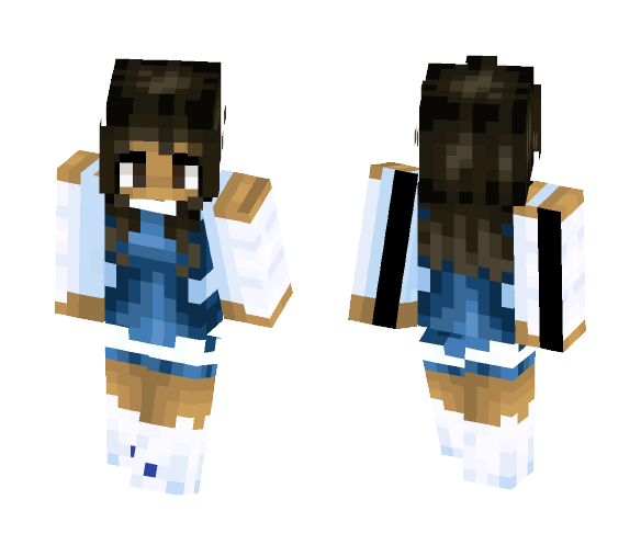Cool Breeze - V.2 - Female Minecraft Skins - image 1