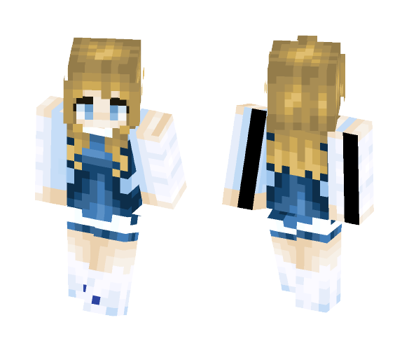 Cool Breeze - V.1 - Female Minecraft Skins - image 1