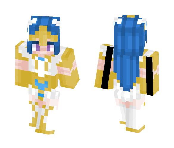 Freya : Valkyrie -- Request - Female Minecraft Skins - image 1