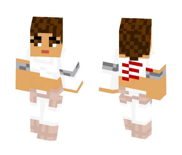 Padme Geonosis Arena - Female Minecraft Skins - image 1