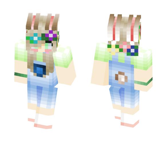 Springirl - Female Minecraft Skins - image 1