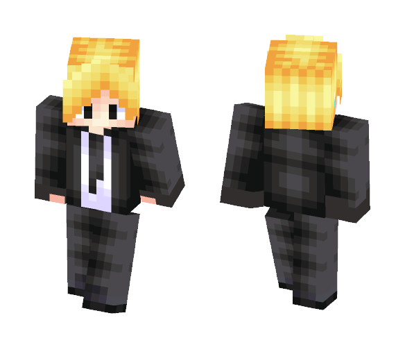 The EPIC SKIN FOR PUUGLORD_YT - Male Minecraft Skins - image 1