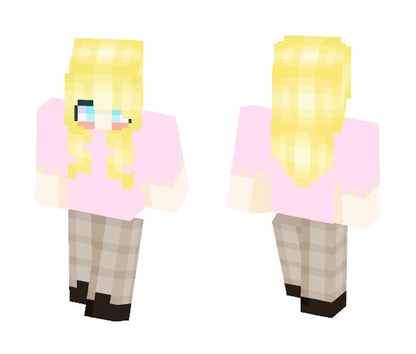 Angeline - Female Minecraft Skins - image 1