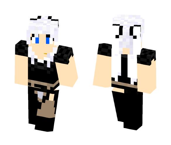 Nao (Mabinogi) - Female Minecraft Skins - image 1