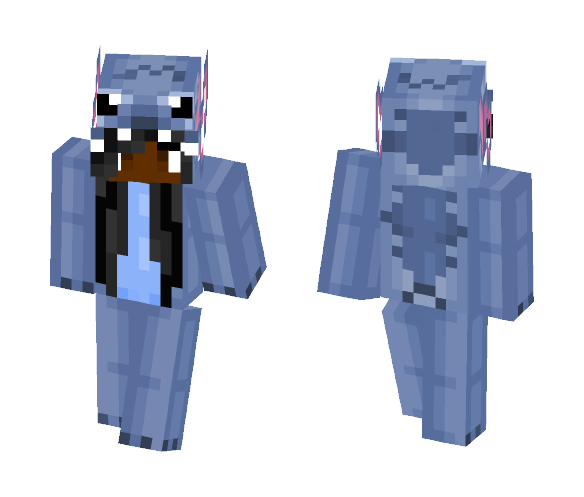 Stitch skin for frennnnnn - Female Minecraft Skins - image 1