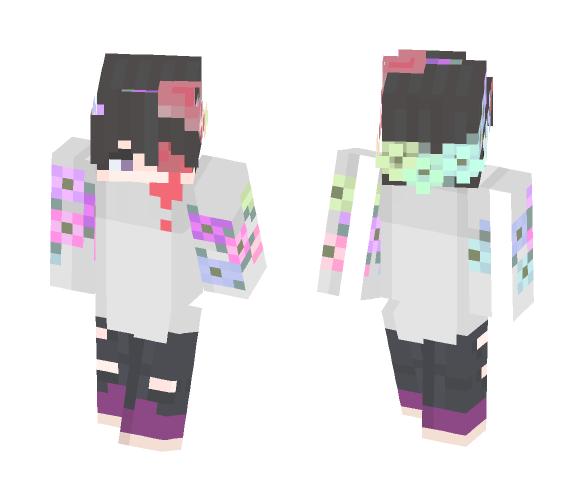 Ok... '--' - Male Minecraft Skins - image 1