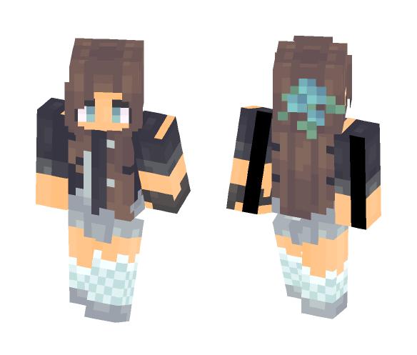 ~Vuii | Silence - Female Minecraft Skins - image 1