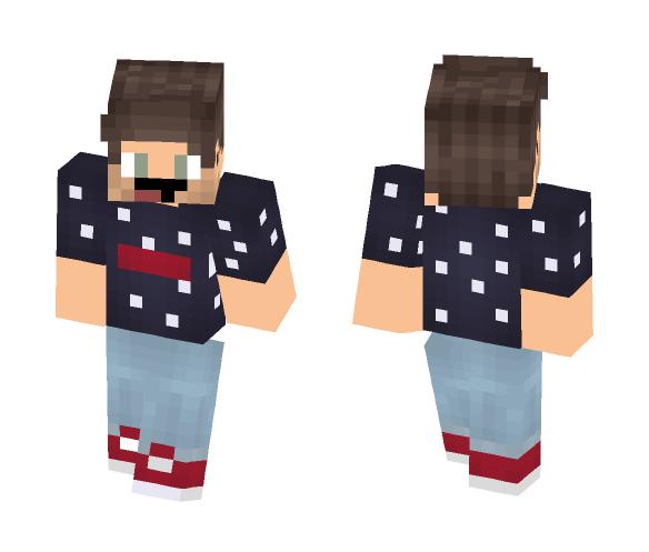 Supreme? - Male Minecraft Skins - image 1