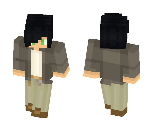 for parkerrrr - Male Minecraft Skins - image 1