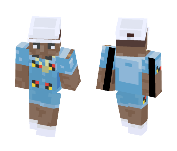Tyler The Creator - Rapper - Male Minecraft Skins - image 1