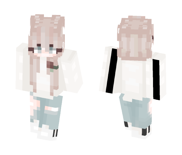 ????~Notice mee..~???? - Female Minecraft Skins - image 1