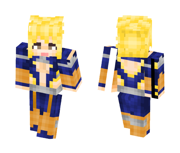 Inieloo | Fanny (Mobile Legends) - Female Minecraft Skins - image 1