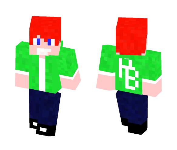 Purebro's Skin - Male Minecraft Skins - image 1
