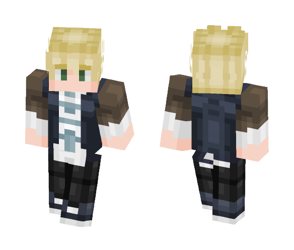 Testing Colours - Male Minecraft Skins - image 1