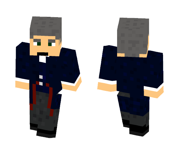 11th doctor - Male Minecraft Skins - image 1