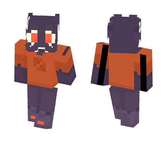 Mae Borowski ~ {Night in the Woods} - Female Minecraft Skins - image 1