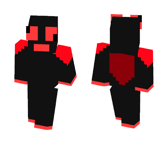 Growlrice (mad) - Male Minecraft Skins - image 1