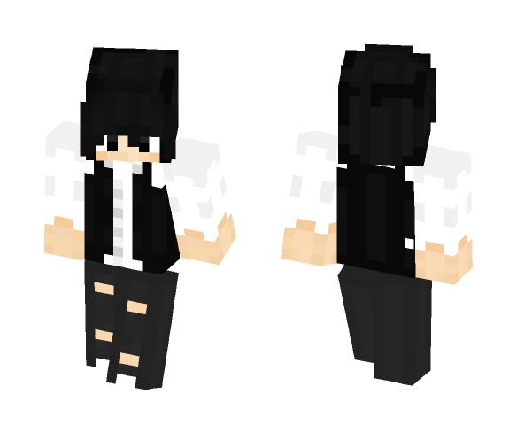 Shadowalker - Male Minecraft Skins - image 1