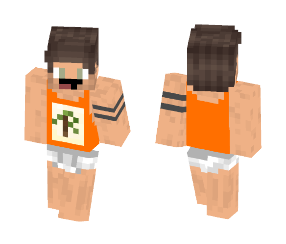 Palm Tree Top - Male Minecraft Skins - image 1