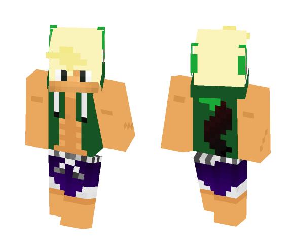 werewolf - Male Minecraft Skins - image 1
