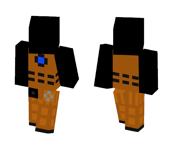 Time War Dalek - Other Minecraft Skins - image 1
