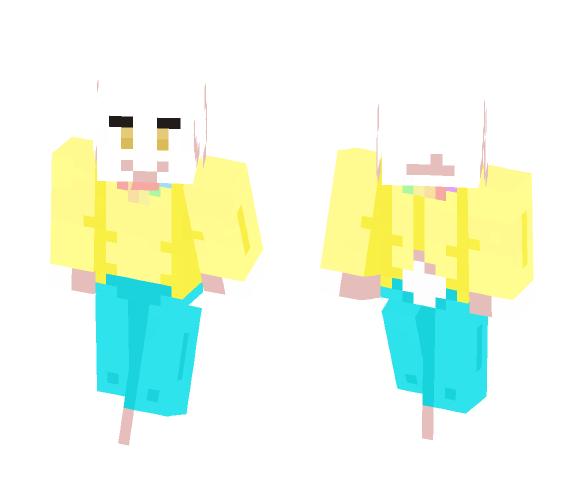 asriel (havenshift) - Male Minecraft Skins - image 1
