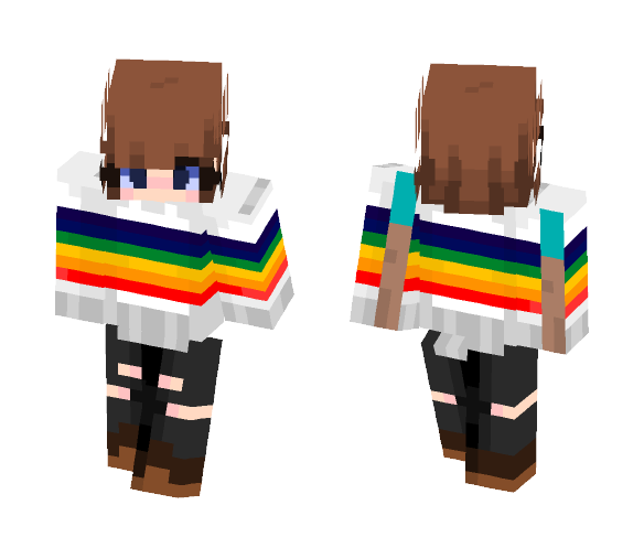 pride. - Interchangeable Minecraft Skins - image 1