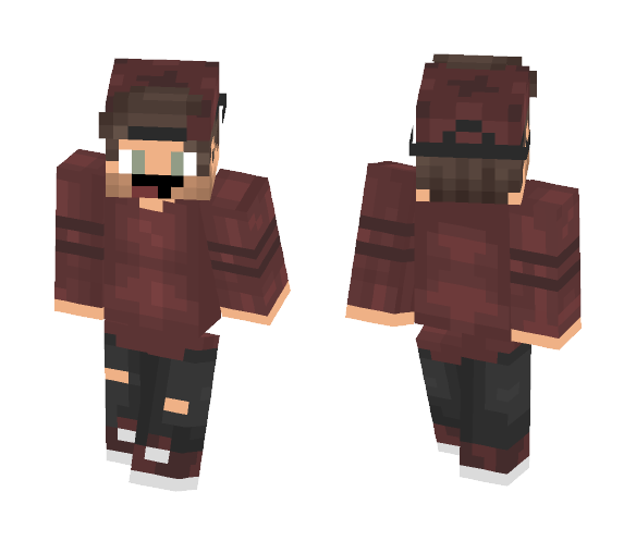 Meh - Male Minecraft Skins - image 1