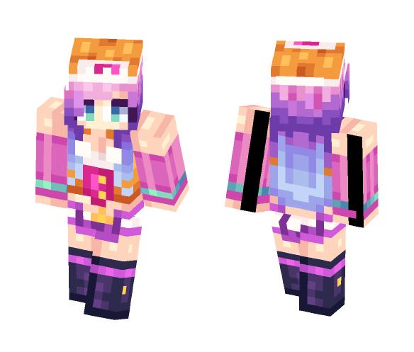 arcade miss fortune - Female Minecraft Skins - image 1