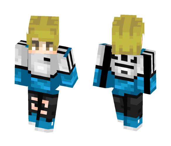 Adidas Boy -3- - Male Minecraft Skins - image 1