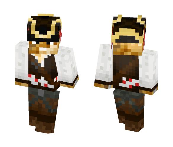 Pirate Lonely Potato - Male Minecraft Skins - image 1
