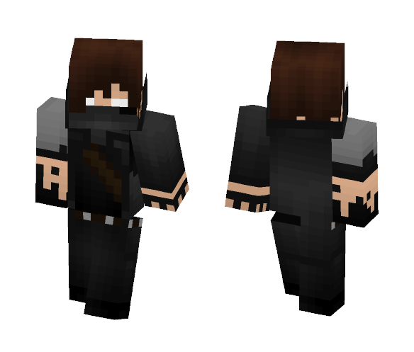 Creeper - Interchangeable Minecraft Skins - image 1