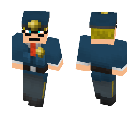 Kevy123 Skin - Male Minecraft Skins - image 1