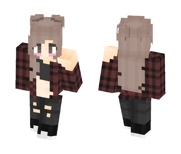 Adorable - Female Minecraft Skins - image 1