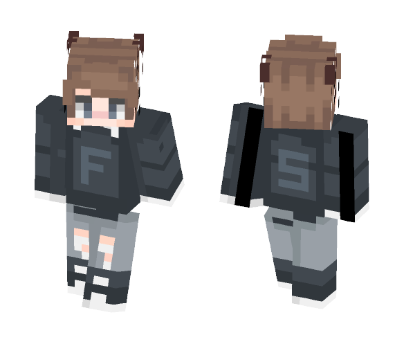 Request from (FlamingShadow5) - Male Minecraft Skins - image 1