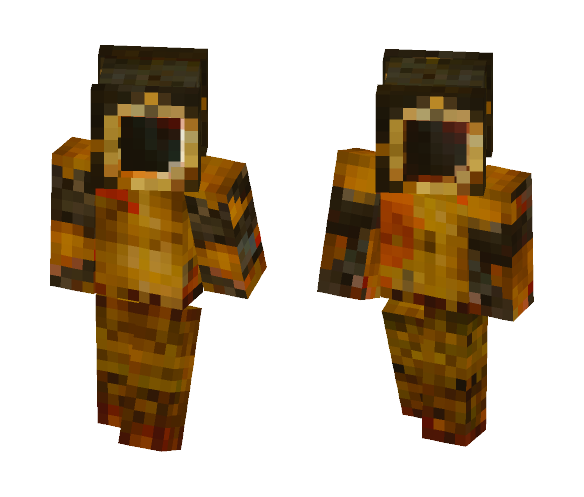 SilentHill Thing? Idk - Interchangeable Minecraft Skins - image 1