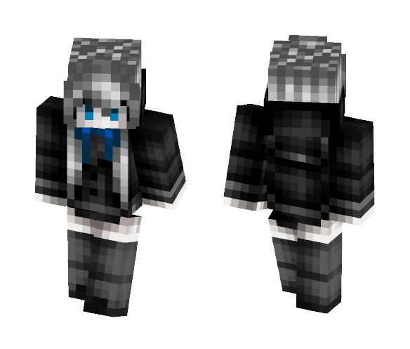 NEW skin recently - Female Minecraft Skins - image 1